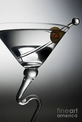 Martini Royalty-Free and Rights-Managed Images - Martini by Ken Howard