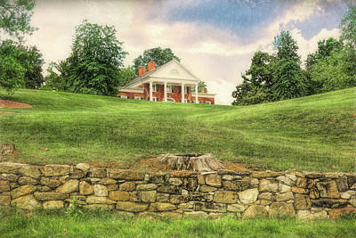 Photograph - Marye's House by John M Bailey