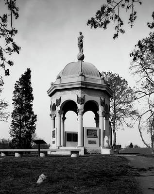 Photograph - Maryland Monument - Antietam by L O C