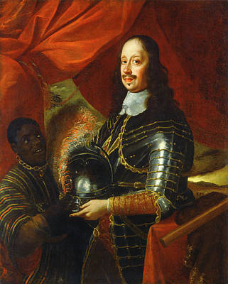 Painting - Mattias De' Medici by Studio Of Justus Sustermans