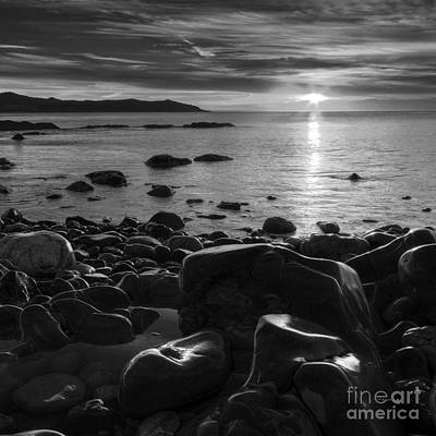 Photograph - Maughold Beach by Paul Davenport