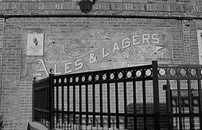 Photograph - Maumee Bay Ales And Lagers by Michiale Schneider