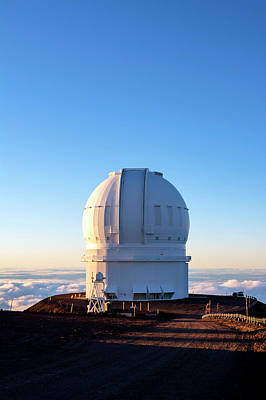 Photograph - Mauna Kea Observatory by Joe Belanger
