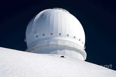 Mauna Kea Observatory Art Print by Peter French - Printscapes