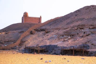 Mausoleum Of Aga Khan - Egypt Art Print by Joana Kruse