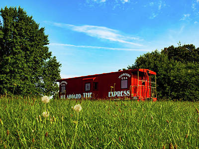 Photograph - Mayberry Express by Randy Sylvia