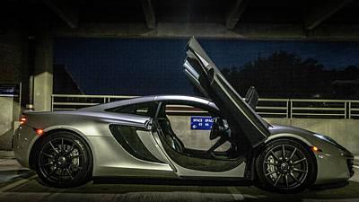 Zen - McLaren MP4-12C Doors Open by Randy Scherkenbach