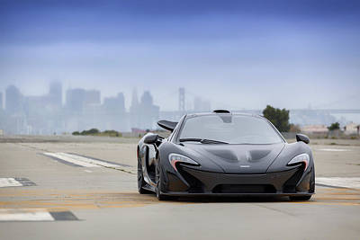 Photograph - #mclaren #mso #p1 #print by ItzKirb Photography
