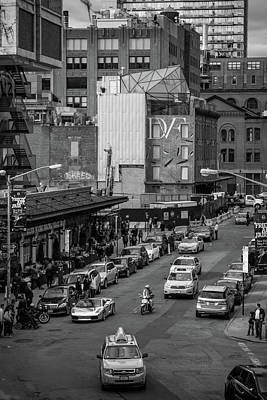 Photograph - Meatpacking District  by Robert J Caputo