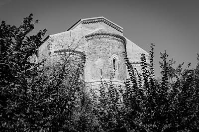 Photograph - Medieval Abbey - Fossacesia - Italy 6 by Andrea Mazzocchetti