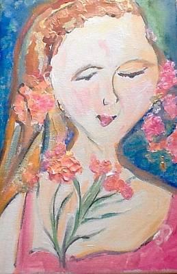 Painting - Meditation  by Judith Desrosiers