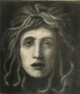 Medusa Head Original by Paez ANTONIO