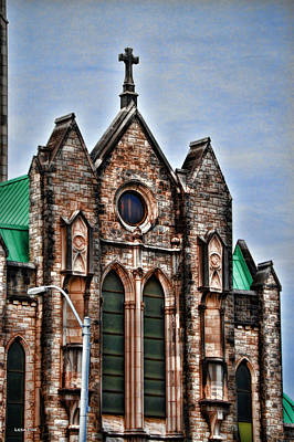 Photograph - Memphis Church 2324 by Lesa Fine