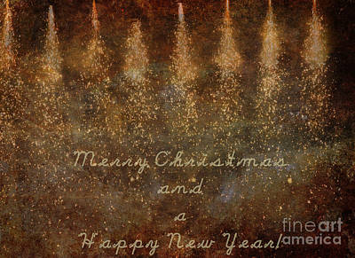 Photograph - Merry Christmas And A Happy New Year by Patricia Hofmeester