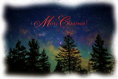 Photograph - Merry Christmas by Steph Gabler