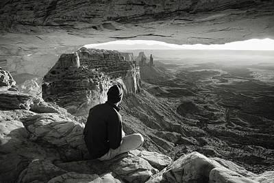 Photograph - Mesa Arch by Whit Richardson