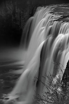 Photograph - Mesa Falls by Raymond Salani III