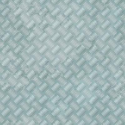 Metal Plate Texture Art Print by Hamik ArtS