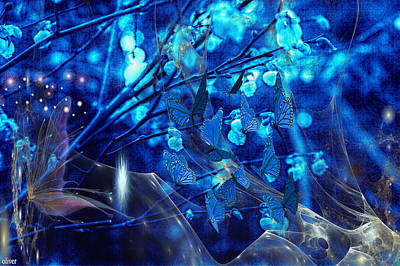 Mixed Media - Metamorphosis by Bill Oliver