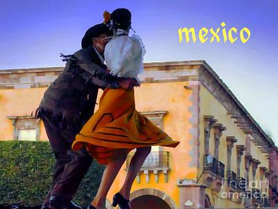 Photograph - Mexico by John  Kolenberg