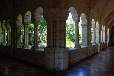 Photograph - Miami Monastery by Rob Hans
