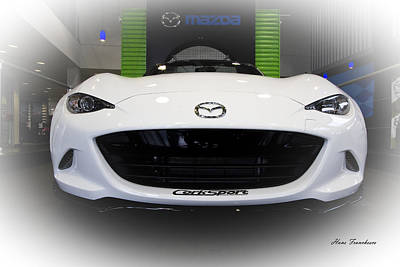 Miata Signed Art Print