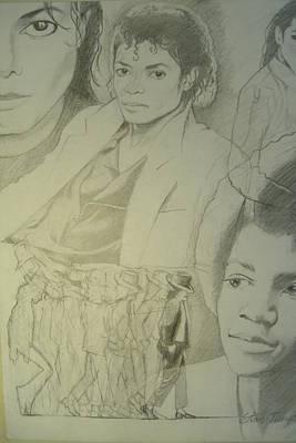 Michael Jackson Original by Stanley Thornton