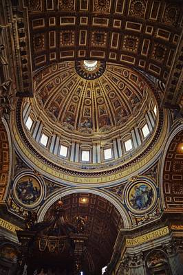 Photograph - Michelangelo's Dome by JAMART Photography