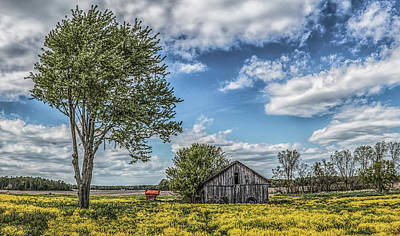 Photograph - Michigan Countryside  by John McGraw