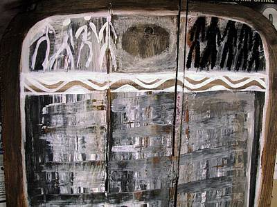 Weusi Wall Art - Painting - Middle Passage by Robert Daniels