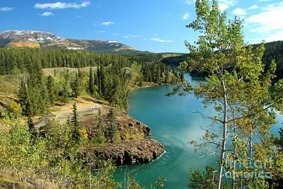 Photograph - Mighty Yukon by Frank Townsley