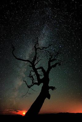 Digital Art - Milky Way by Patrick Groleau