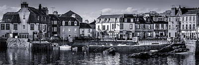 Photograph - Millport Harbour by Alex Saunders