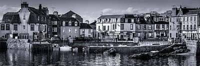 Photograph - Millport Harbour by Alex Saunders