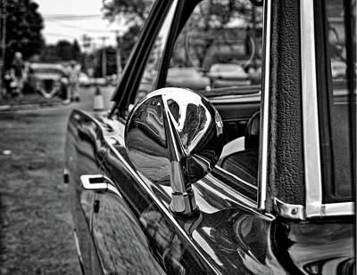 Photograph - Mirror by Marvin Borst
