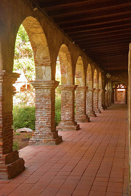 Photograph - Mission San Juan Capistrano by Utah Images