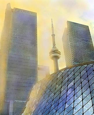 Misty Cn Tower Original