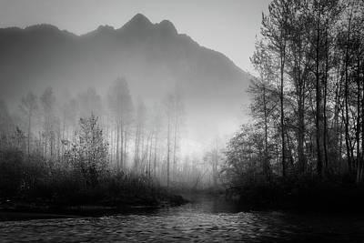 Photograph - Misty Morning by Unsplash