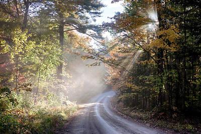 Design Turnpike Books - Misty mountain Road by Jeff Folger