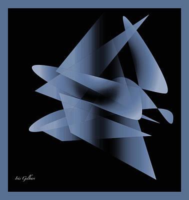 Digital Art - Modern 12 by Iris Gelbart