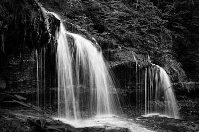 Photograph - Mohawk Falls by Robert Mitchell