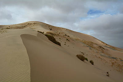 Photograph - Mojave Desert Kelso Sand Dunes by Kyle Hanson