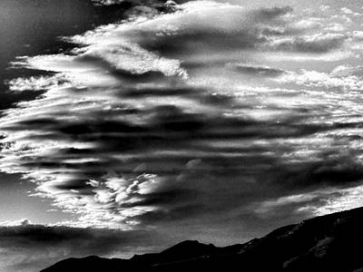 Photograph - Mojave by Matthew Heller