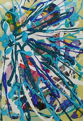 Molecular Orbital Original by Brenda Pressnall