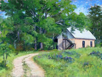 Painting - Monastic Haven by Marsha Savage