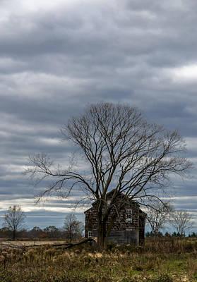 Cloud Photograph - Monmouth Battlefield by Steven Richman