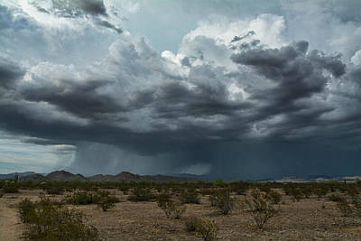 Photograph - Monsoonal Rains  by Saija Lehtonen