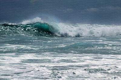 Photograph - Monster Seas by Frank Wilson
