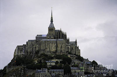 Photograph - Mont St Michel by Donna L Munro