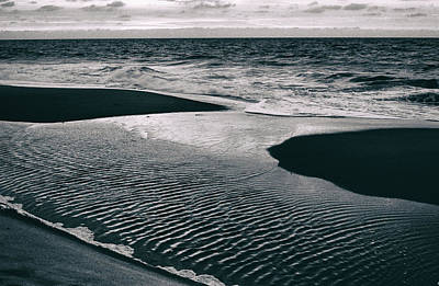 Photograph - Montauk-patterns by Dave Beckerman
